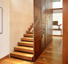 Screened Stair / Rockefeller Partners Architects