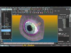 Create an Eye - Part 04 - YouTube
