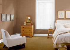 This is the project I created on Behr.com. I used these colors: CARAMEL LATTE(260F-7)