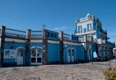 Oficinas de @Marina Zlochin del Sur Tenerife - Puerto deportivo #LasGalletas #Arona #Tenerife -