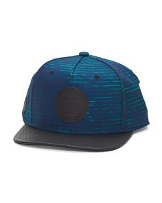 Committed Snapback Cap