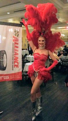 Real Las Vegas Showgirl Corporate events, Premier Showgirls Las Vegas