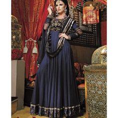 Long Anarkali Indian Bollywood Wedding Designer Bridal Salwar Kameez Latest Suit