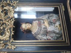 Bust of Queen Sophie Amalie.