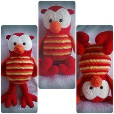 owl crochet owlamigurumi owl owl softiestrippy owlowl by zizubizus
