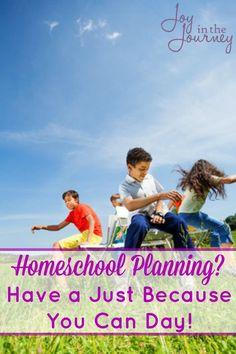 One Amazing Benefit of Homeschooling - Joy in the Journey