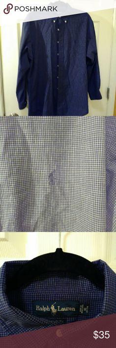 Polo shirt Great condition shirt Ralph Lauren Shirts Casual Button Down Shirts