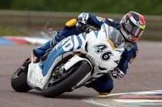British Superbike Championship Print - Tommy Bridewell GBR Tyco Honda Thruxton R04 5276