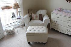 How to turn a regular chair into a glider/rocker | Piedmont Lane