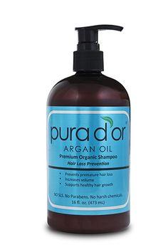 Pura D'or #review on my blog:  http://awesomemandi.blogspot.com/2015/03/pura-dor-shampoo-conditioner-review.html