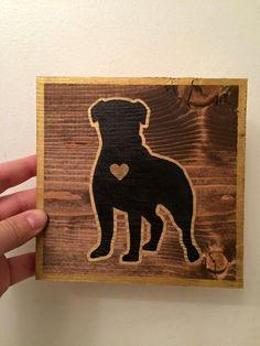 Rottweiler Stencil Rottweiler Stencils Dog Stencil Dog