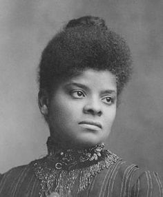 african americans in 1920's | Ida Wells , an African-American woman who lived in Memphis ...