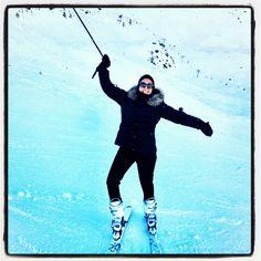 Le ski !