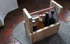 Herrenhandtasche - Bierträger