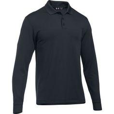 Under Armour Men's Tactical Performance Long Sleeve Polo Shirt