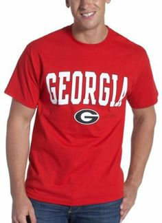 NCAA Georgia Bulldogs 100% Cotton Short Sleeve T-Shirt by Soffe. $19.99. Officially licensed by the NCAA. Classic 100% cotton short sleeve T-shirt in team colors with screen print logo. Ribbed neck. Made with 5.5-ounce preshrunk cotton. Features a taped back neck and shoulders. Amazon.com                Officially licensed by the NCAA, this comfortable cotton tee will make a great addition to any casual wardrobe for Bulldogs fans to wear around campus or to cheer on your t...