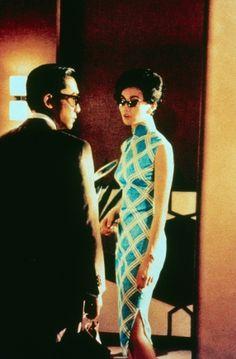 2001 In The Mood For Love (Fa Yeung Nin Wa) Director: Kar Wai Wong Cheung