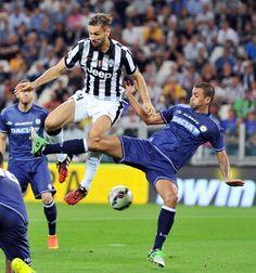 Le immagini più belle della sfida dello Juventus Stadium