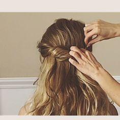 How to create #messy curls  press ➡️ play #MODAXHAIR  model : @onlymejadeb