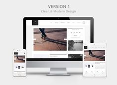 Thor - HTML5 Creative Template by Weeknd
