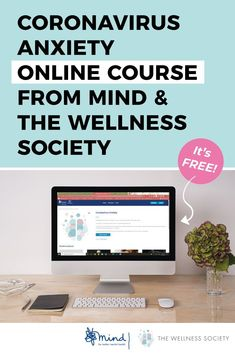 Are you struggling to cope during these difficult times? The Wellness Society have partnered with Mind to produce a free online course outlining tips and techniques for dealing with stress and anxiety. Click to sign up today #selfhelp #mentalhealth #mentalwellness Health Blogs, Health Advice, Mental Health And Wellbeing, Health And Wellness, Understanding Anxiety, Anxiety Tips, Self Acceptance, Panic Attacks, Anxiety Relief