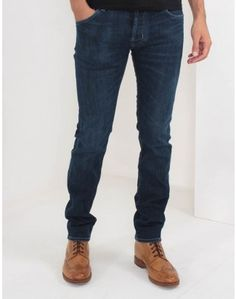 Our fantastic choice of men's jeans comes from only the best brands including Replay, Edwin, Nudie and True Religion. Best Brand, Stretch Jeans, Men's Fashion, Denim, Fit, Pants, Clothes, Moda Masculina, Trouser Pants