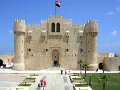 ِAlexandria citadel - Visit Egypt With Egypt Day tours