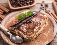 Buy Tiramisu cake by grafvision on PhotoDune. Tiramisu cake in rustic style Weight Watchers Kuchen, Weight Watchers Desserts, Vegan Tiramisu, Tiramisu Cake, Low Carb Sweets, Healthy Sweets, Popular, Weigt Watchers, Ww Desserts