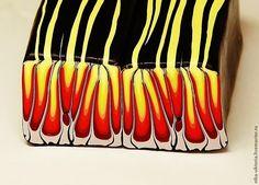 """Урок: осеннее украшение в технике """"трость Колючая проволока"""". Часть 1 - Ярмарка Мастеров - ручная работа, handmade"""