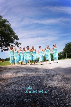 bridesmaids ©Tomme Hilton Gallery