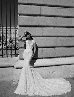 The Ultra Glam Berta Bridal 2016 Wedding Dress Collection Style 16-12 | See the full collection on www.onefabday.com