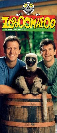 """Me & you & Zaboomafoo!!""  lol"