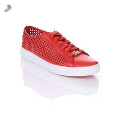 MICHAEL by Michael Kors Women's Olivia Sneaker (8 B (M) US, Mandarin) - Michael kors sneakers for women (*Amazon Partner-Link)