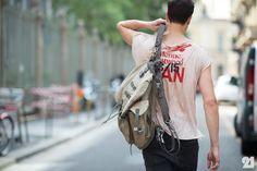 Bjørn Merinder | Milan WHOMen, Torbjørn Vinding Merinder WHATVivienne Westwood WHEREItaly, Milan, Centro WHENSpring/Summer 2015