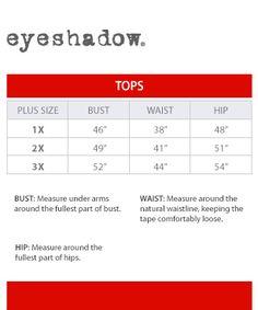1fbf5540e1 Alfani Woman Regular and Plus Size Charts via Macys