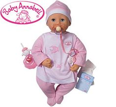 17 Best Baby Annabell Images Baby Dolls Baby Born