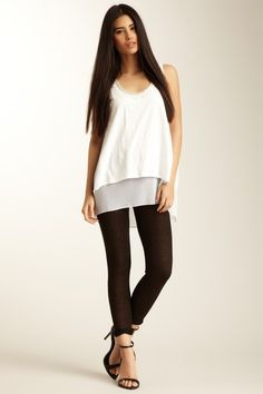 Bronzey Legging on HauteLook
