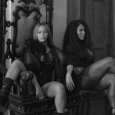 Beyoncé & Serena Williams Lemonade 2016