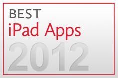 10 Best iPad Apps of 2012