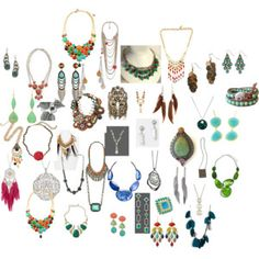Soft Natural Jewelry (Mostly)