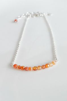 Beautiful Agate Stones Necklace