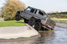 2014 Mercedes Benz G63 Amg 6X6 Up Stream Photo 19