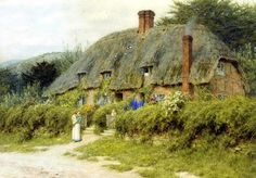Helen Allingham (British, 1848-1926)