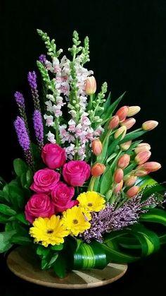 The Undermined Importance of Flowers - Send Flowers Online Exotic Flowers, Tropical Flowers, Amazing Flowers, Beautiful Roses, Fresh Flowers, Silk Flowers, Beautiful Flowers, Altar Flowers, Church Flower Arrangements