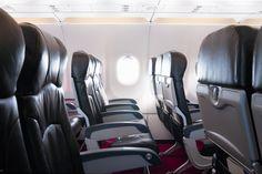 Secrets of Your Airline Seat - Condé Nast Traveler