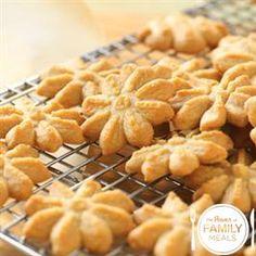 Peanut Butter Spritz Cookies - Pillsbury Baking