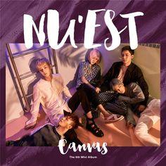Download [Mini Album] NU'EST – The 5th Mini Album 'CANVAS' (MP3 + iTunes Plus AAC M4A)