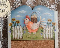 Patrón de papel de patrón ENG la pintura la por IleniaChiodini