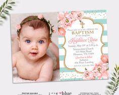 christening invitation for baby girl christening invitation