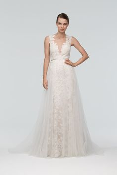 Watters Brides 2016 Wedding Dress: 'Ashland' ~ Available at Mia Bridal Couture's Trunk Show on November 26-28